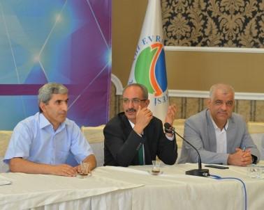 Kırşehir AEÜ 'İç Tetkik Değerlendirme Toplantısı', Rektör Karakaya Başkanlığında Yapıldı