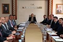 ALI ERDOĞAN - Köydes Yatırım İzleme Ve Değerlendirme Toplantısı Vali Ali Hamza Pehlivan Başkanlığında Gerçekleştirildi