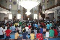 YAZ KURAN KURSU - Kuran Kursu Öğrencileri, 15 Temmuz Şehitleri İçin Dua Etti