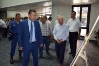 HÜSEYIN DOĞAN - Lapseki'de 15 Temmuz Gecesi Türkiye Konulu Resim Sergisi Açıldı