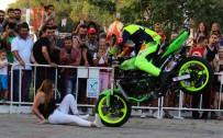 AYIŞIĞI - Manavgat'ta Motosiklet Festivali Coşkusu
