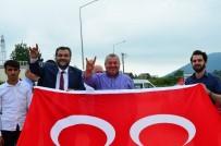 CEMAL ENGINYURT - MHP Ordu Milletvekili Cemal Enginyurt Açıklaması 'Verdiğimiz Sözleri Yerine Getireceğiz'