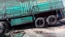 DÜNYA SAĞLıK ÖRGÜTÜ - Mısır'da Trafik Kazası Açıklaması 10 Ölü, 25 Yaralı