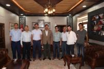 SOĞUK HAVA DEPOSU - MUŞ-İLDER'den Başkan Asya'ya Ziyaret