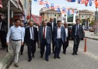 ÇAVUŞKÖY - Mustafakemalpaşa'da Ulaşımda Köprülü Çözüm