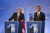 GÜRCİSTAN CUMHURBAŞKANI - NATO Genel Sekreteri Stoltenberg Açıklaması 'Gürcistan NATO Üyesi Olacak'
