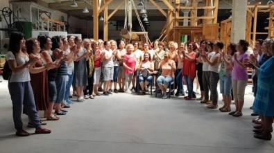 Nilüfer Kadın Korusu'nun Kültür Gezileri Başladı