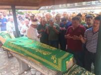 CENAZE NAMAZI - Piraziz'de Boğulan 3 Çocuk Son Yolculuklarına Uğurlandı