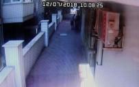 ÇEYREK ALTIN - Polisin Evinden Battaniyeli Çelik Kasa Hırsızlığı