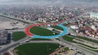 MEHMET AKİF ERSOY - Sakarya'da Cadde Yenileme Çalışmaları Sürüyor