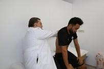 Sakaryasporlu Futbolcular Sağlık Kontrolünden Geçti