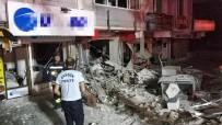 OTOBÜS FİRMASI - Samsun'da Faciadan Dönüldü !