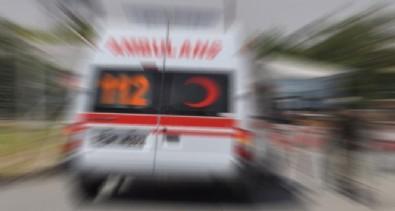 Samsun'da feci kaza: 2 ölü, 2 yaralı