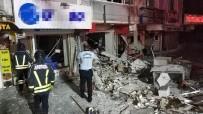 OTOBÜS FİRMASI - Samsun'daki Patlamanın Sebebi Doğalgaz Çıktı