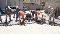 ŞEHITKAMIL BELEDIYESI - Şehitkamil'den Humanız Mahallesine Kilit Taşı