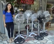 Sıcak Hava Vantilatör Satıcılarına Yaradı