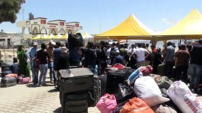 Suriye'ye Dönüş Hızı Desteğe Bağlı
