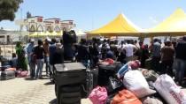 YAŞAM ŞARTLARI - Suriye'ye Dönüş Hızı Desteğe Bağlı