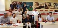 HALK EKMEK - Tarsus Belediye Ekmek Fabrikası Yetkilileri Avrupa'da