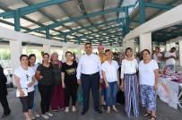EL EMEĞİ GÖZ NURU - Tarsus'ta Kadın Girişimcilere 'Hanımeli Pazarı'