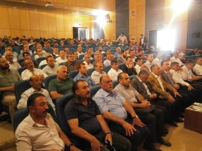 Tatvan'da 'Karanlık Geceden Aydınlık Sabaha' Konferansı