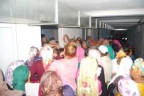 Tekirdağ Malkara Belediyesinde Yardım İzdihamı
