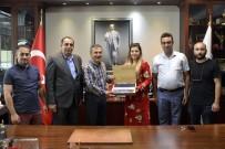 HıDıRELLEZ - Tozmanlılardan Başkan Ataç'a Ziyaret