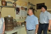 ŞEREF AYDıN - Vali Yazıcı 'Müzeler Bir Şehrin Mührüdür, Anahtarıdır'