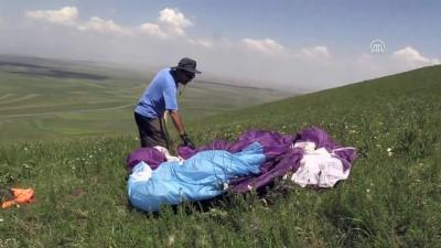 Yahni Dağı'ndan İlk Uçuş 15 Temmuz Şehitleri Anısına