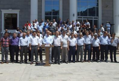 Yerköy'de 15 Temmuz Destanı Anı Defteri Oluşturuldu