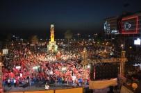 ŞEVKI YıLMAZ - Yüzlerce Kişi 15 Temmuz'da Konak Meydanı'nda Buluşacak