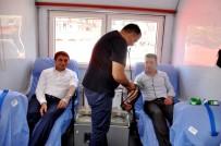 ÇETIN KıLıNÇ - 15 Temmuz Şehitleri Anısına Düzenlenen Kan Kampanyasına Yoğun İlgi