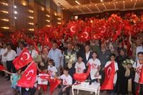 ŞAHINBEY BELEDIYESI - 15 Temmuz Şehitleri Gaziantep'te Anıldı