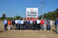 KÖKSAL ŞAKALAR - 15 Temmuz Şehitleri Hatıra Ormanı Açılışı Yapıldı