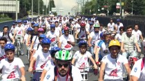 EDIRNEKAPı - 15 Temmuz Şehitleri İçin Pedal Çevirdiler