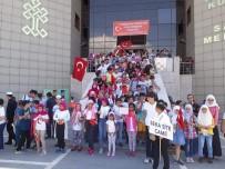 '15 Temmuz Şehitlerini Anma; Demokrasi Ve Milli Birlik Günü '