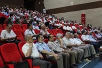 '15 Temmuz Ve Din Güvenliğimiz' Paneli Yapıldı