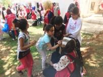 ÇEVRE TEMİZLİĞİ - 45 Öğrenci Sason'u Gezdi
