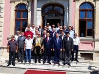 YAĞLI GÜREŞ - 657. Kırkpınar Yağlı Güreşleri Ağası Törenle Karşılandı