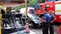 GAZ SIKIŞMASI - Adana'da Gaz Sıkışması Sonucu Patlama