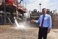 AHMED-I HANI - Ağrı'da 48 Derece Jeotermal Sıcak Su Bulundu