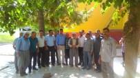 AK Parti Bağlar İlçe Teşkilatından Köylere Çıkarma