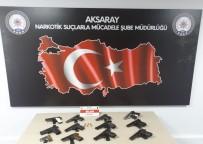 Aksaray'da Kaçak Silah Operasyonu Açıklaması 3 Gözaltı