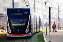 RAYLI SİSTEM - Antalya'da 15 Temmuz'da Ulaşım Ücretsiz