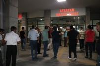 BAŞ DÖNMESİ - Arnavutköy'de 100 Kişi Yedikleri Yemekten Zehirlendi