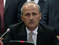 ÇANAKKALE BOĞAZı - Bakan Turhan'dan 'projeleri hızlandırın' talimatı