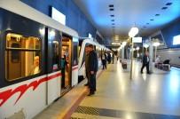 RAYLI SİSTEM - Balçova Metro İstasyonu İçin Çalışmalar Başladı