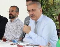 TÜRKIYE BAROLAR BIRLIĞI - Baro Başkanı Gürbüz Açıklaması 'Yargının Ve Avukatlığın Kronikleşmiş Problemlerine Neşter Vurulmalı'