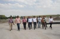 SONER KIRLI - Başakşehir Belediye Başkanı Yasin Kartoğlu Malazgirt'te Geldi