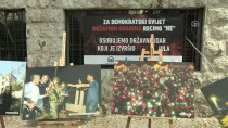 SULTAN AHMET - Başçarşı'da '15 Temmuz' Fotoğraf Sergisi